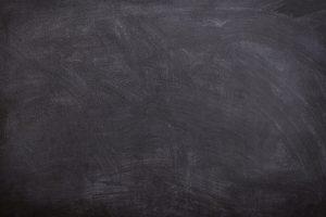 black, board, chalk traces